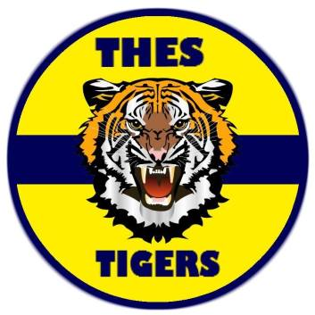 Project THES Tigers Logo